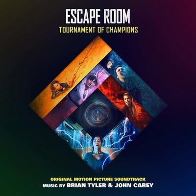 دانلود موسیقی متن فیلم Escape Room: Tournament of Champions
