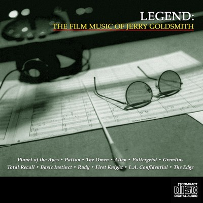 دانلود موسیقی متن فیلم Legend: The Film Music of Jerry Goldsmith