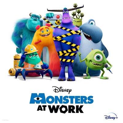 دانلود موسیقی متن فیلم Monsters at Work