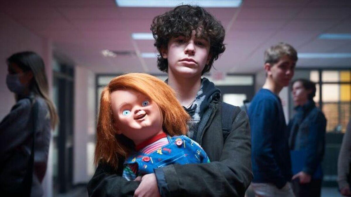 تریلر جدید سریال ترسناک Chucky و نمایش عروسک شیطانی