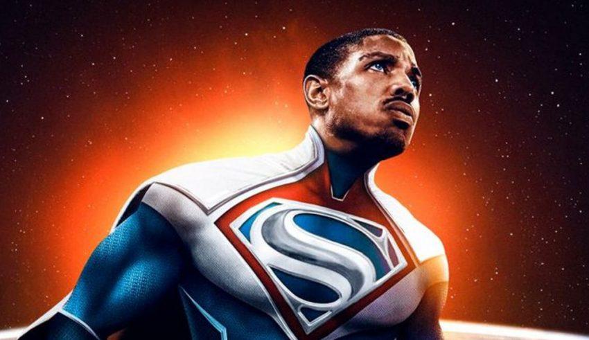 احتمال ساخت سریال سوپرمن سیاه پوست توسط مایکل بی جردن