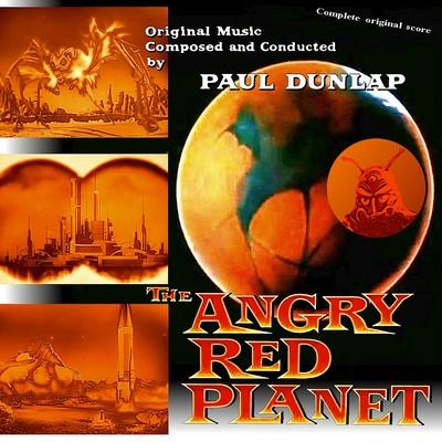 دانلود موسیقی متن فیلم The Angry Red Planet