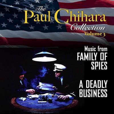 دانلود موسیقی متن فیلم The Paul Chihara Collection Vol. 3
