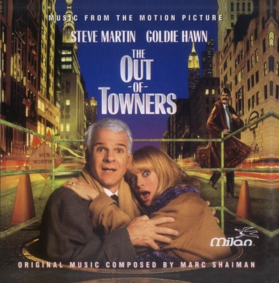 دانلود موسیقی متن فیلم The out of Towners