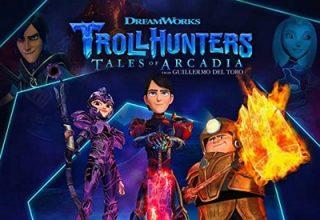 دانلود موسیقی متن فیلم Trollhunters: Music From The Tales of Arcadia Saga