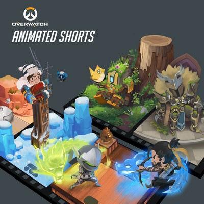 دانلود موسیقی متن بازی Overwatch: Animated Shorts