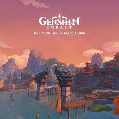 دانلود موسیقی متن بازی Genshin Impact: Jade Moon Upon a Sea of Clouds – توسط Yu-Peng Chen