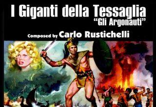 دانلود موسیقی متن فیلم I Giganti Della Tessaglia – توسط Carlo Rustichelli