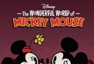 دانلود موسیقی متن سریال The Wonderful World of Mickey Mouse