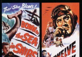 دانلود موسیقی متن فیلم Down To The Sea In Ships / Twelve O'Clock High – توسط Alfred Newman