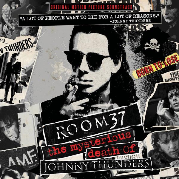 دانلود آلبوم موسیقی Room 37: The Mysterious Death of Johnny Thunders توسط VA