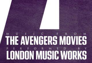 دانلود موسیقی متن فیلم Music From The Avengers Movies – توسط London Music Works