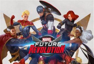 دانلود موسیقی متن بازی MARVEL Future Revolution: The Convergence