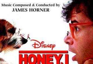 دانلود موسیقی متن فیلم Honey, I Shrunk The Kids – توسط James Horner
