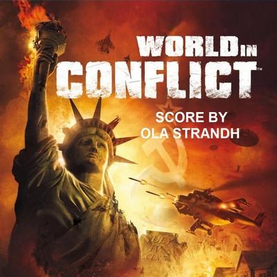 دانلود موسیقی متن بازی World In Conflict – توسط Ola Strandh