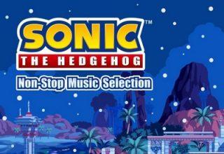 دانلود موسیقی متن بازی Sonic The Hedgehog / Non-Stop Music Selection Vo. 2-5