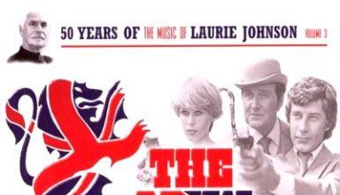 دانلود موسیقی متن سریال 50 Years Of The Music Of Laurie Johnson Volume 3: The New Avengers