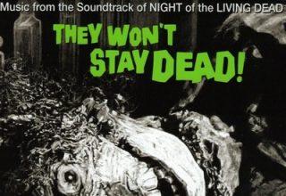 دانلود موسیقی متن فیلم They Won't Stay Dead – توسط VA