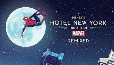 دانلود موسیقی متن فیلم Disney's Hotel New York: The Art of Marvel