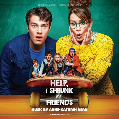 دانلود موسیقی متن فیلم Help, I Shrunk My Friends