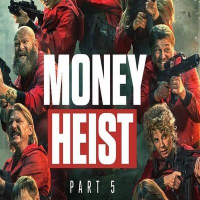 دانلود موسیقی متن سریال Money Heist (La Casa de Papel) Season 5