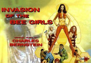 دانلود موسیقی متن فیلم Invasion of the Bee Girls – توسط Charles Bernstein