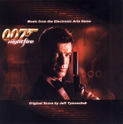 دانلود موسیقی متن بازی James Bond 007: Nightfire – توسط Jeff Tymoschuk