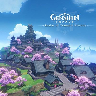 دانلود موسیقی متن بازی Genshin Impact: Realm of Tranquil Eternity – توسط Yu-Peng Chen