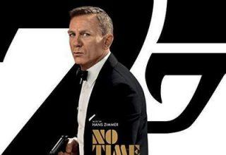 دانلود موسیقی متن فیلم No Time to Die – توسط Hans Zimmer