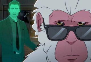 نمایش یک میمون آدمکش در اولین تریلر انیمیشن جدید مارول