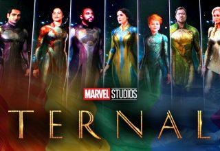 احتمال تبدیل شدن Eternals به یکی از طولانیترین فیلم های دنیای سینمایی مارول