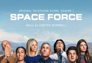 Space Force: Season 1 Soundtrack (Promo by Carter Burwell)