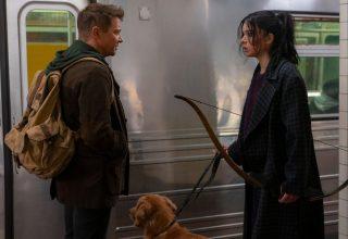 انتشار تریلر جدید و کوتاه سریال Hawkeye ؛ پخش همزمان دو قسمت اول در روز عرضه