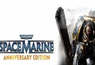 دانلود موسیقی متن بازی Warhammer 40,000: Space Marine – توسط Cris Velasco, Sascha Dikiciyan