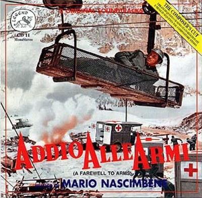 دانلود موسیقی متن فیلم A Farewell To Arms / The Barefoot Contessa – توسط Mario Nascimbene