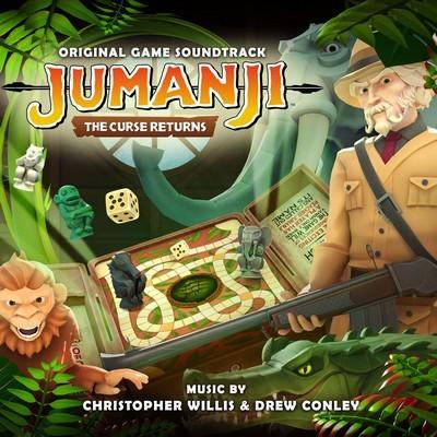 دانلود موسیقی متن بازی Jumanji: The Curse Returns – توسط Drew Conley, Christopher Willis