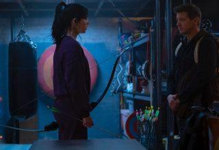 حضور جرمی رنر و هیلی استاینفلد در پوستر جدید سریال Hawkeye